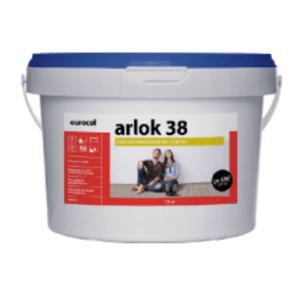 Клейдля ПВХ-плиткиArlok 38 (1.3 кг, 3.5 кг, 6.5 кг, 13 кг)