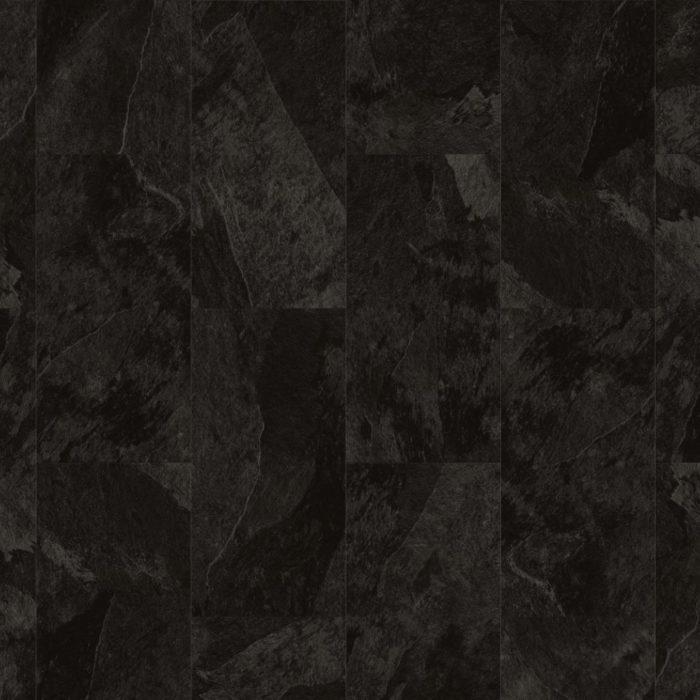 Impress Dryback 70998 Mustang Slate ПВХ плитка Moduleo