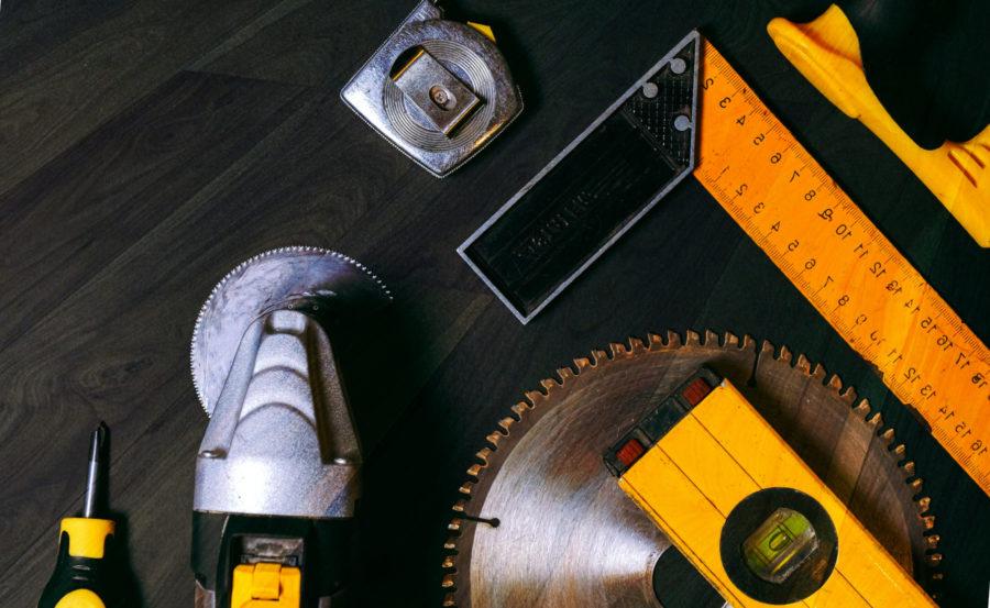 инструменты для резки виниловой плитки