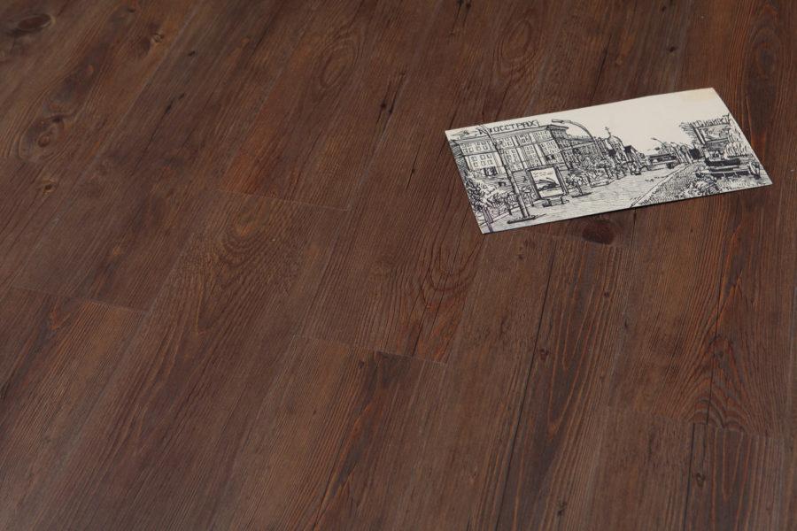 Замковая ПВХ плитка Refloor Floor Click М 7084-D01 Сосна Итколь
